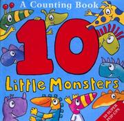 Cover of: Ten little monsters