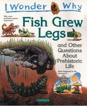 Cover of: I Wonder Why Fish Grew Legs | Jackie Gaff