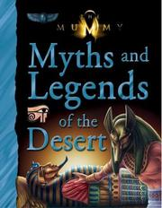 Cover of: The Mummy: Myths and Legends of the Desert (TM)
