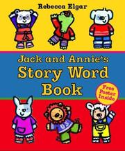 Cover of: Jack and Annie's story word book