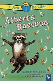 Cover of: Albert's raccoon