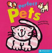 Cover of: Perfect pets