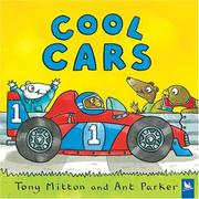 Cover of: Cool Cars (Amazing Machines) | Tony Mitton