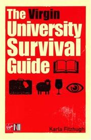 Cover of: The Virgin University Survival Guide