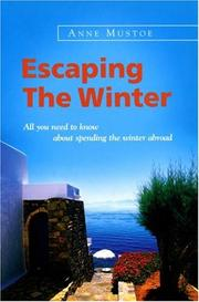 Cover of: Escaping the Winter
