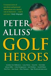 Cover of: Peter Alliss' Golf Heroes