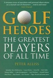 Cover of: Golf Heroes