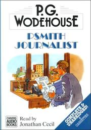 Cover of: Psmith, Journalist