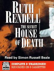 Cover of: Secret House of Death