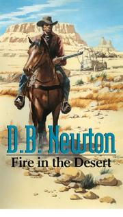 Cover of: Fire in the Desert