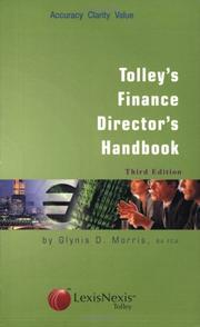 Cover of: Tolley