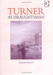 Cover of: Turner As Draughtsman