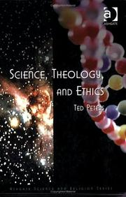 Cover of: Science, Theology, and Ethics