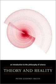 Cover of: Theory and Reality | Peter Godfrey-Smith
