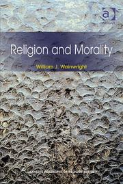 Cover of: Religion and morality
