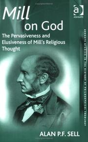 Cover of: Mill on God