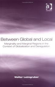Cover of: Between Global and Local
