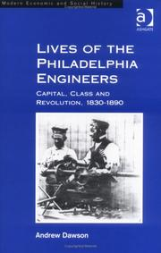 Cover of: Lives of the Philadelphia Engineers