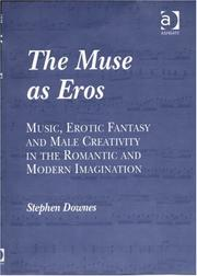 Cover of: The Muse As Eros
