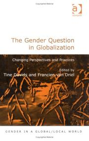 Cover of: The Gender Question in Globalization |