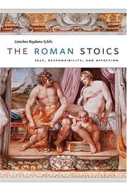 Cover of: The Roman Stoics | Gretchen Reydams-Schils
