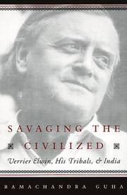 Cover of: Savaging the civilized