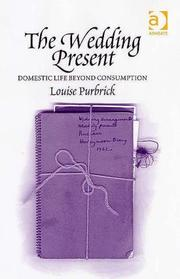 Cover of: The Wedding Present | Louise Purbrick