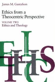 Cover of: Ethics from a Theocentric Perspective, Volume 2