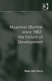 Cover of: Myanmar (Burma) Since 1962