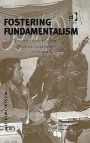 Cover of: Fostering Fundamentalism | Matthew Crosston