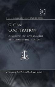 Cover of: Global cooperation |