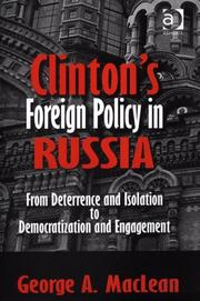 Cover of: Clinton