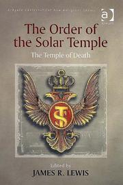 Cover of: The Order of the Solar Temple