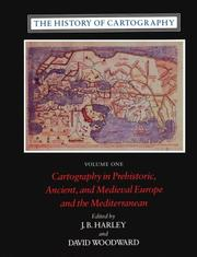 Cover of: The History of Cartography |