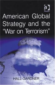 Cover of: American Global Strategy and the 'War on Terrorism'