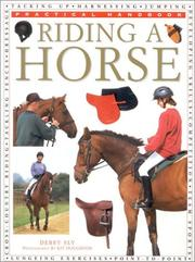 Cover of: Riding a Horse | Debby Sly