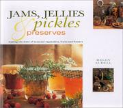 Cover of: Jams, Jellies, Pickles & Preserves