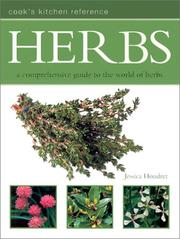 Cover of: Herbs (Cook's Kitchen Reference)