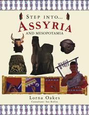 Cover of: Ancient Mesopotamia (Step Into) | Lorna Oakes