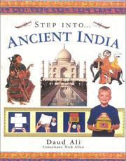 Cover of: Ancient India (Step Into)