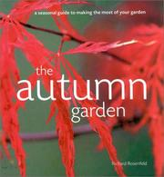 Cover of: The Autumn Garden | Richard Rosenfeld