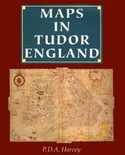 Cover of: Maps in Tudor England