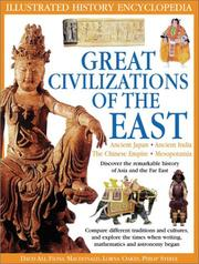 Cover of: Great Civilizations of the East (Illustrated History Encyclopedia)