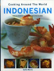 Cover of: Indonesian Cooking Around the World | Sallie Morris