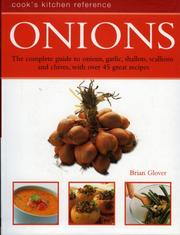 Cover of: Onions (Cook
