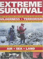 Cover of: Extreme Survival | Anthonio Akkermans