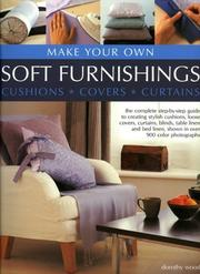Cover of: Make Your Own Soft Furnishings