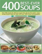 Cover of: 400 Best-Ever Soups