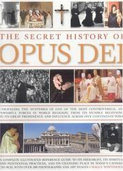 Cover of: The Secret History of Opus Dei | Maggie Whitehouse