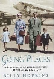 Cover of: Going Places | Billy Hopkins